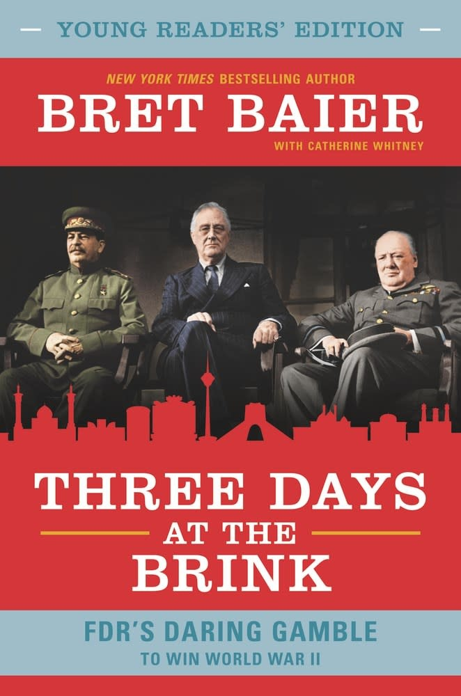 HarperCollins Three Days at the Brink: Young Readers' Edition