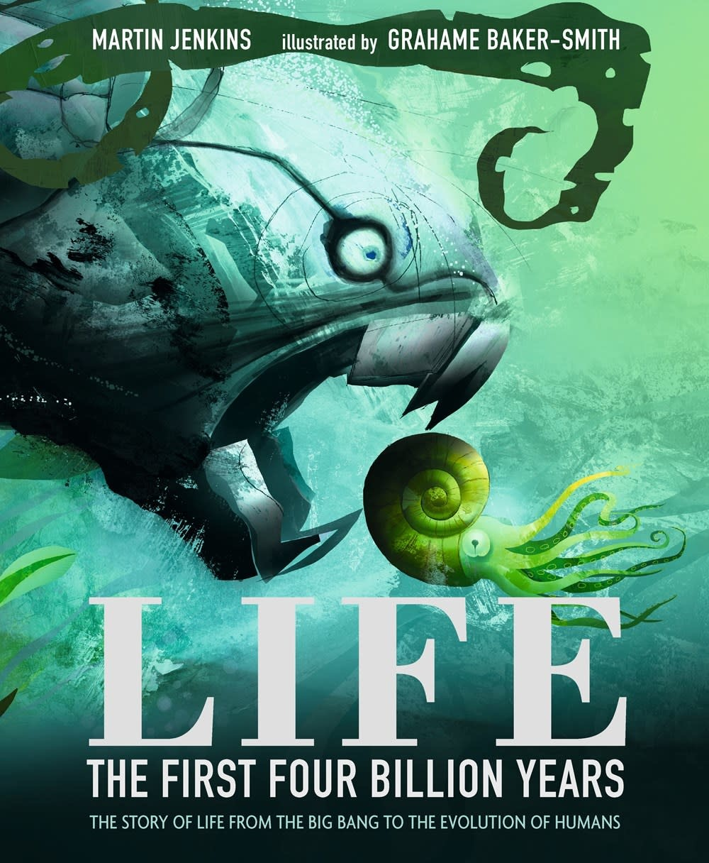 Candlewick Studio Life: The First Four Billion Years