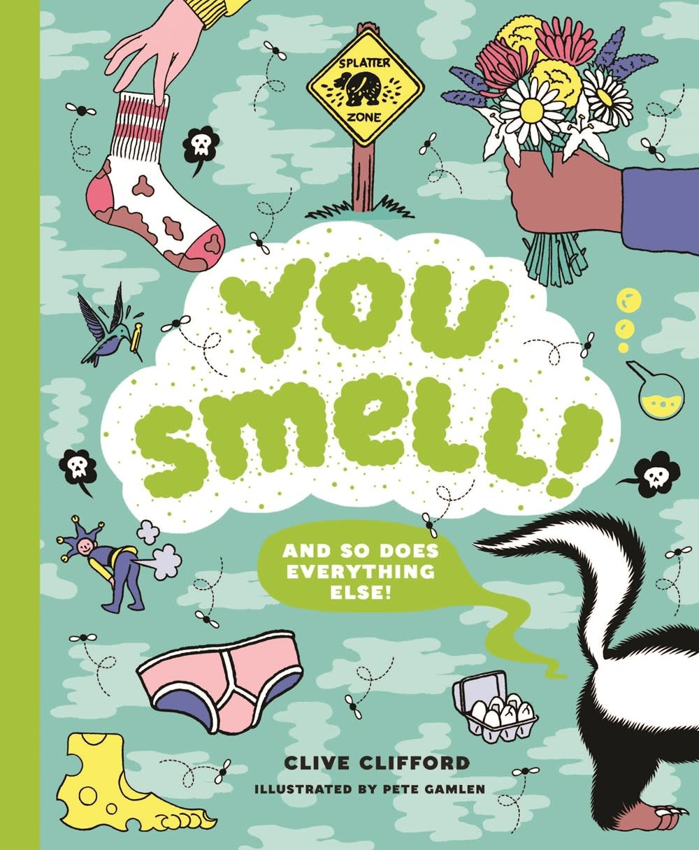 Laurence King Publishing You Smell!