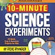 Media Lab Books Smithsonian 10-Minute Science Experiments