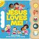 Cottage Door Press Jesus Loves Me (Song & Sound Book)