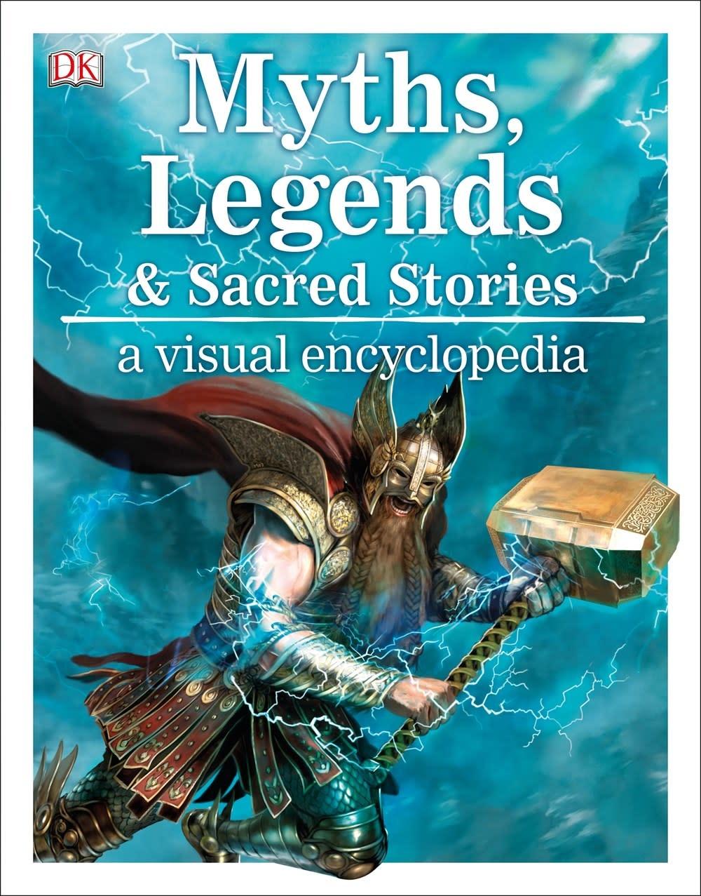DK Children DK Myths, Legends & Sacred Stories: A Visual Encyclopedia