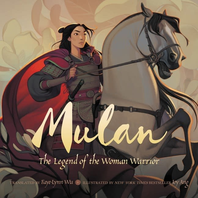 HarperCollins Mulan: The Legend of the Woman Warrior