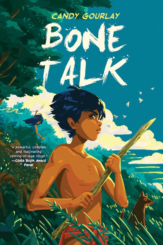 David Fickling Books Bone Talk