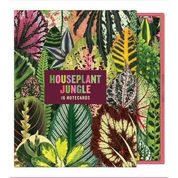 Galison Houseplant Jungle Greeting Assortment Notecards