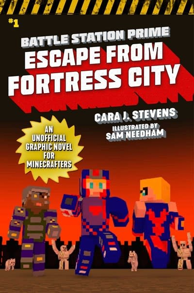 Sky Pony Minecraft: Escape from Fortress City