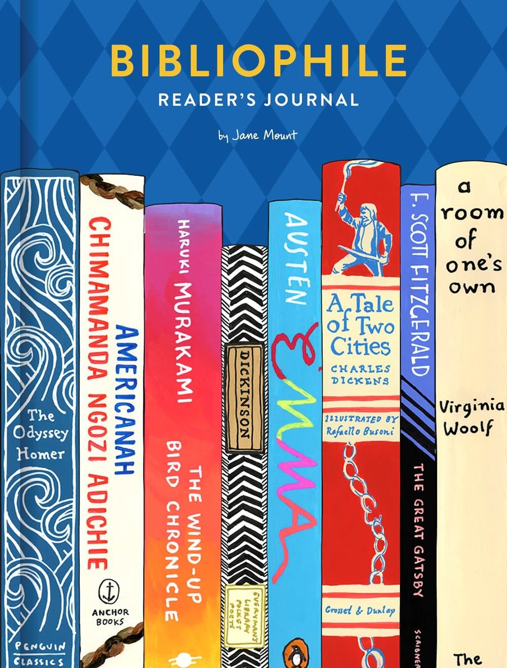 Chronicle Books Bibliophile Reader's Journal