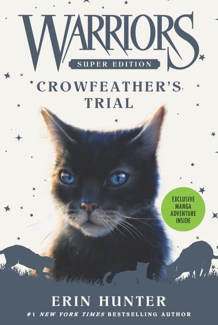 HarperCollins Warriors Super Edition: Crowfeather's Trial