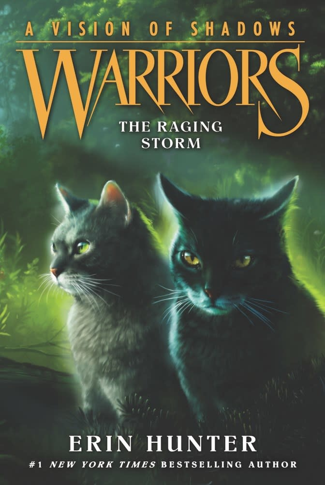 HarperCollins Warriors: A Vision of Shadows 06 The Raging Storm