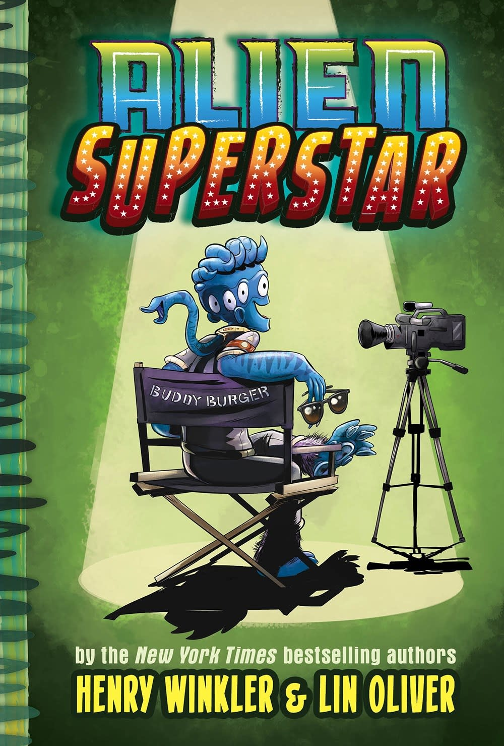 Amulet Books Alien Superstar 01