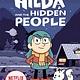 Flying Eye Books Hilda 01 The Hidden People