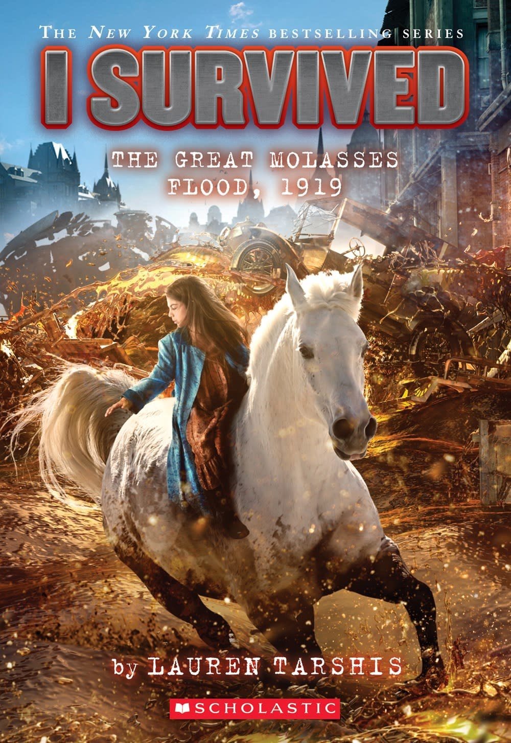 Scholastic Paperbacks I Survived: The Great Molasses Flood, 1919