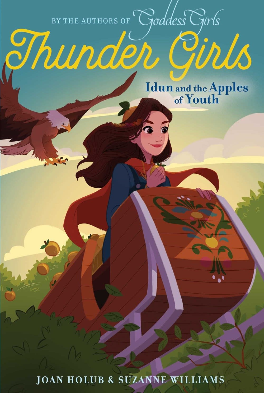 Aladdin Thunder Girls: Idun and the Apples of Youth
