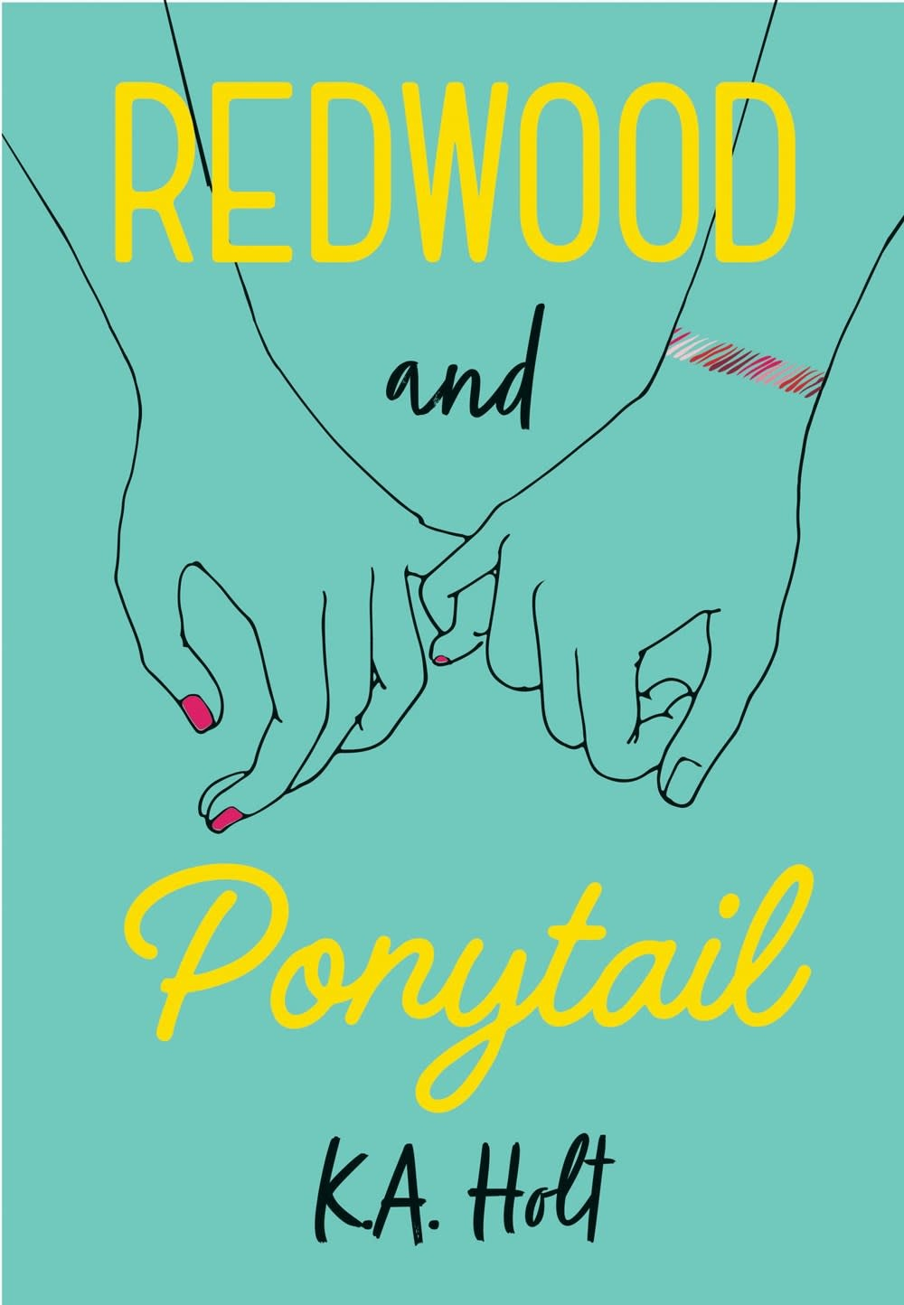 Chronicle Books Redwood and Ponytail