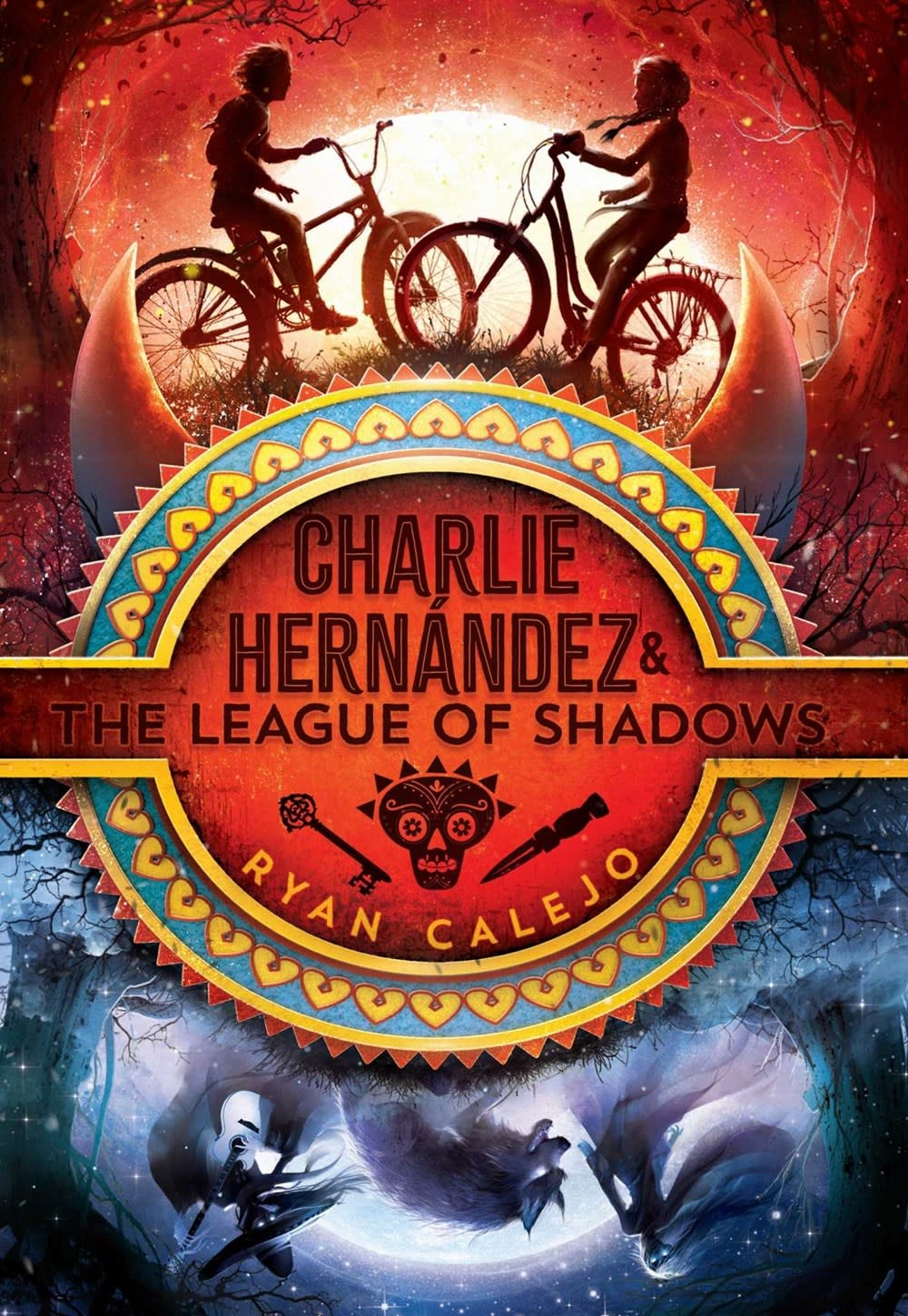 Aladdin Charlie Hernández 01 The League of Shadows