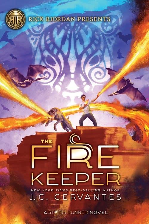 Rick Riordan Presents Storm Runner 02 The Fire Keeper