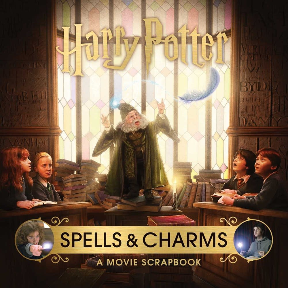 Insight Kids Harry Potter: Spells and Charms: A Movie Scrapbook