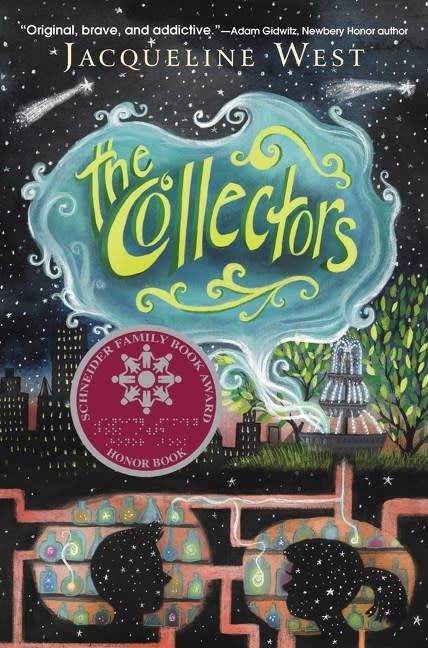 Greenwillow Books The Collectors 01