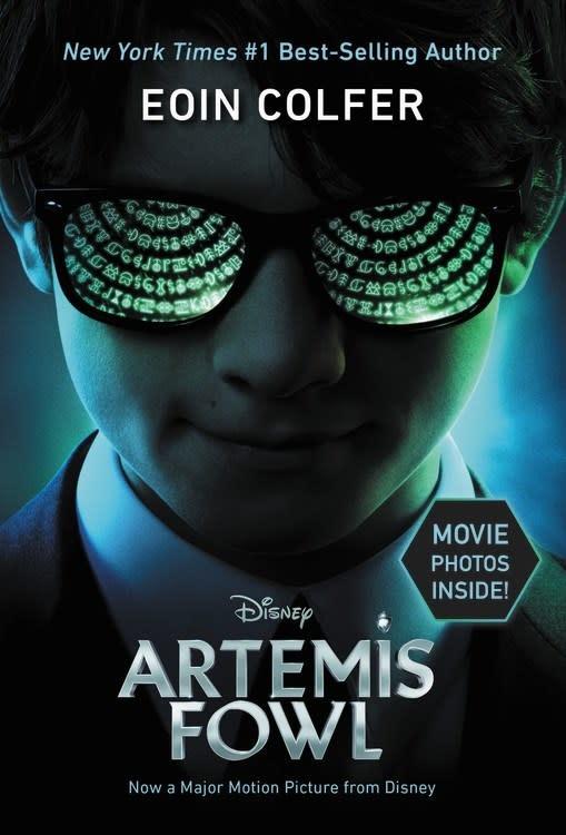 Disney-Hyperion Artemis Fowl 01 (Film Tie-In Edition)