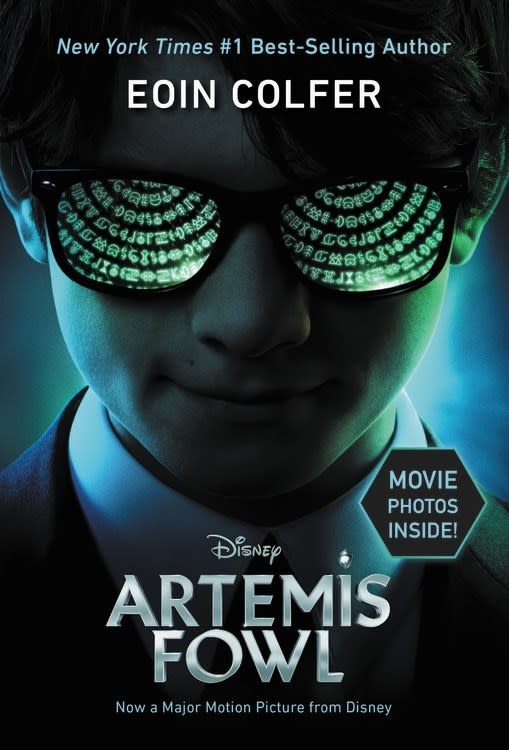 Disney-Hyperion Artemis Fowl Movie Tie-In Edition (Artemis Fowl, Book 1)