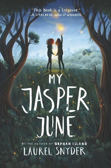 Walden Pond Press My Jasper June