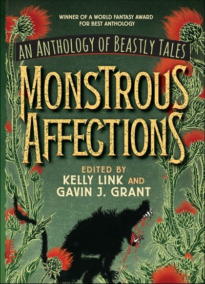 Candlewick Monstrous Affections