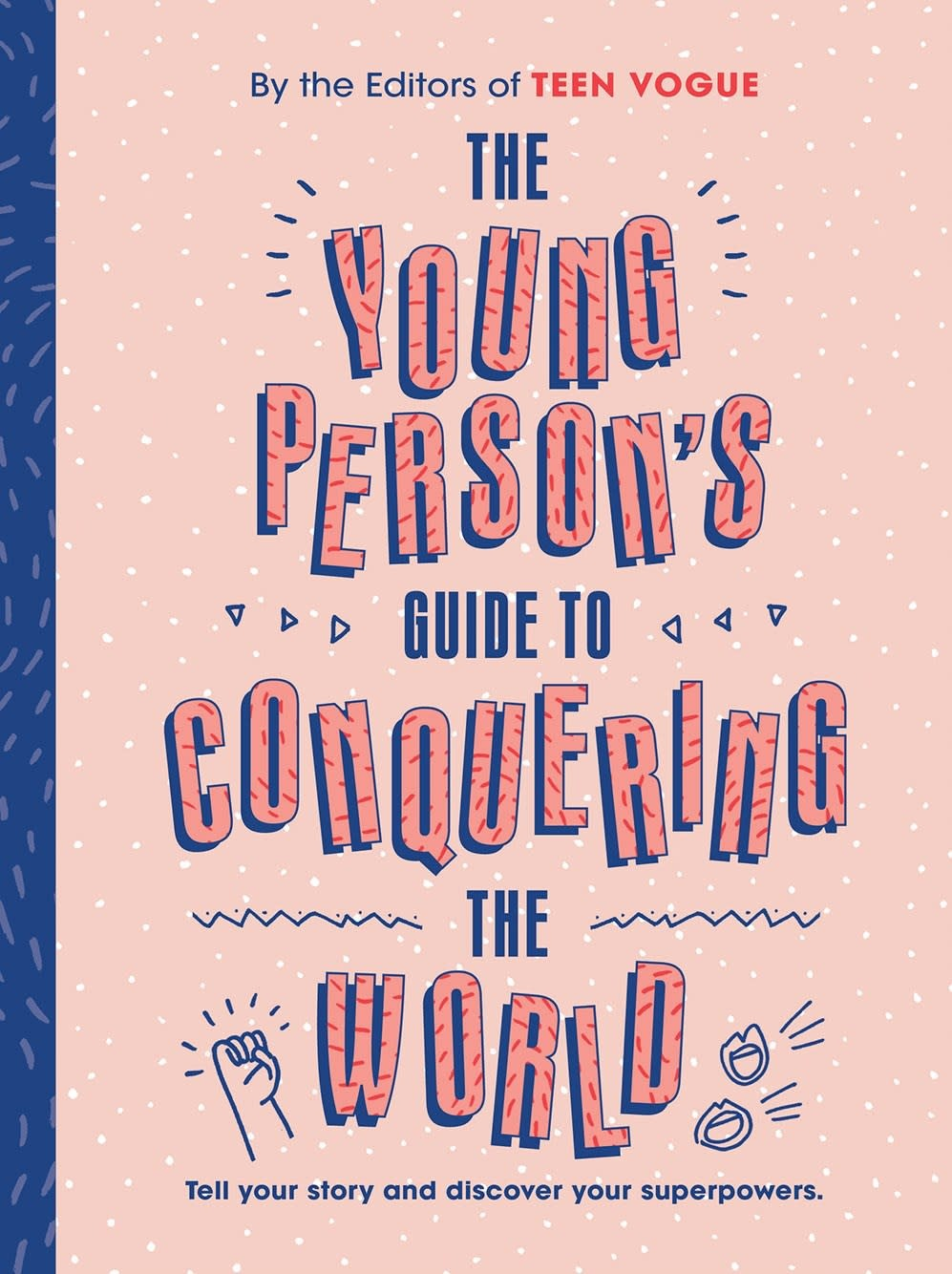 Abrams Noterie Young Person's Guide to Conquering the World (Guided Journal)