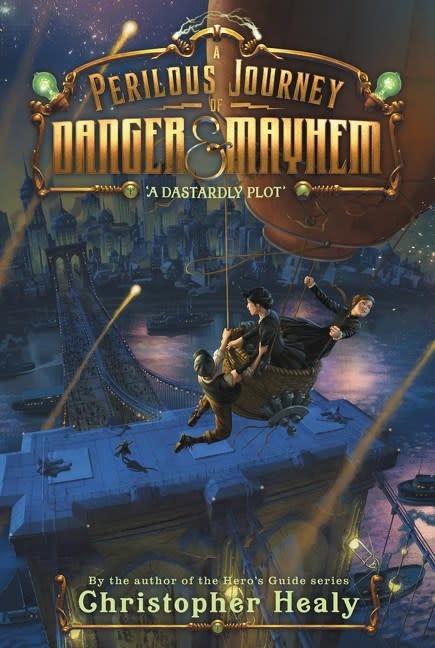 Walden Pond Press Perilous Journey of Danger and Mayhem 01 Dastardly Plot