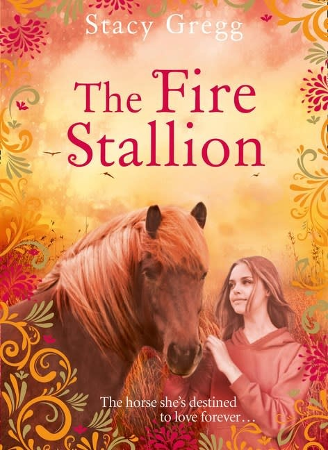 HarperCollinsChildren'sBooks The Fire Stallion