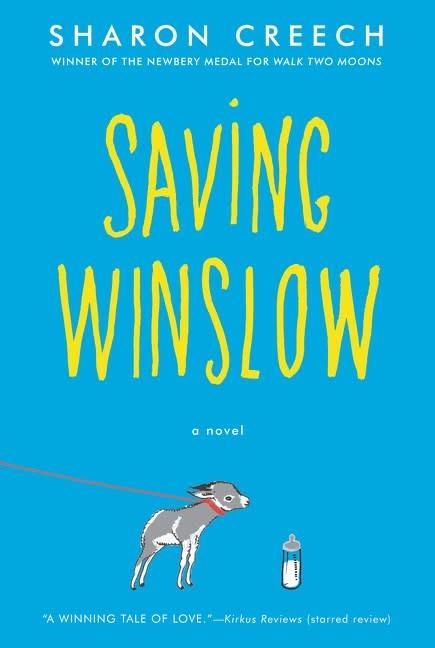 HarperCollins Saving Winslow