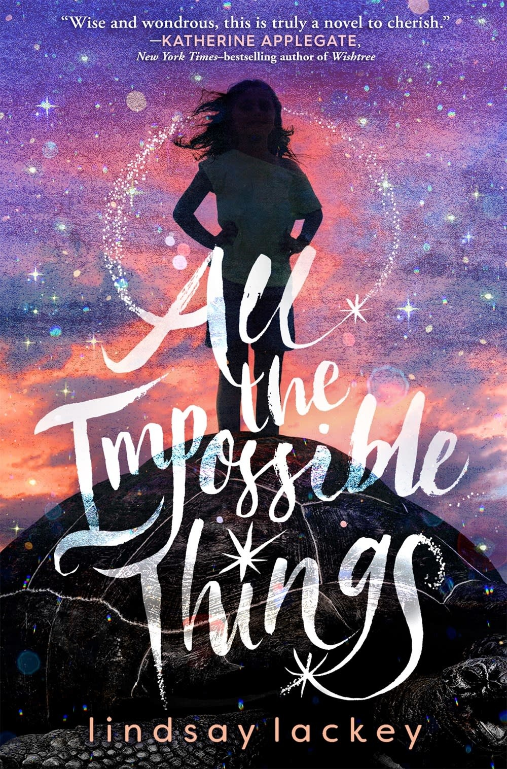 Roaring Brook Press All the Impossible Things
