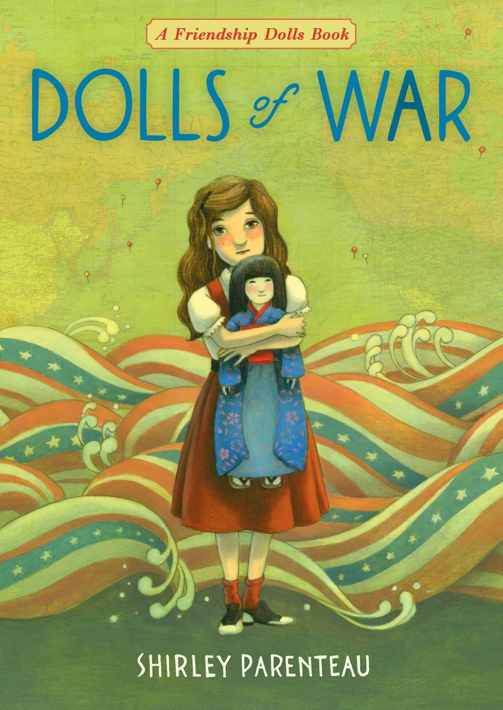 Candlewick Friendship Dolls: Dolls of War