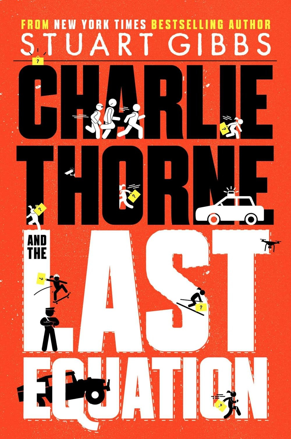 Simon & Schuster Books for Young Readers Charlie Thorne: The Last Equation