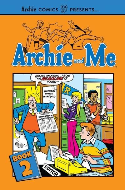 Archie Comics Archie and Me Vol. 2
