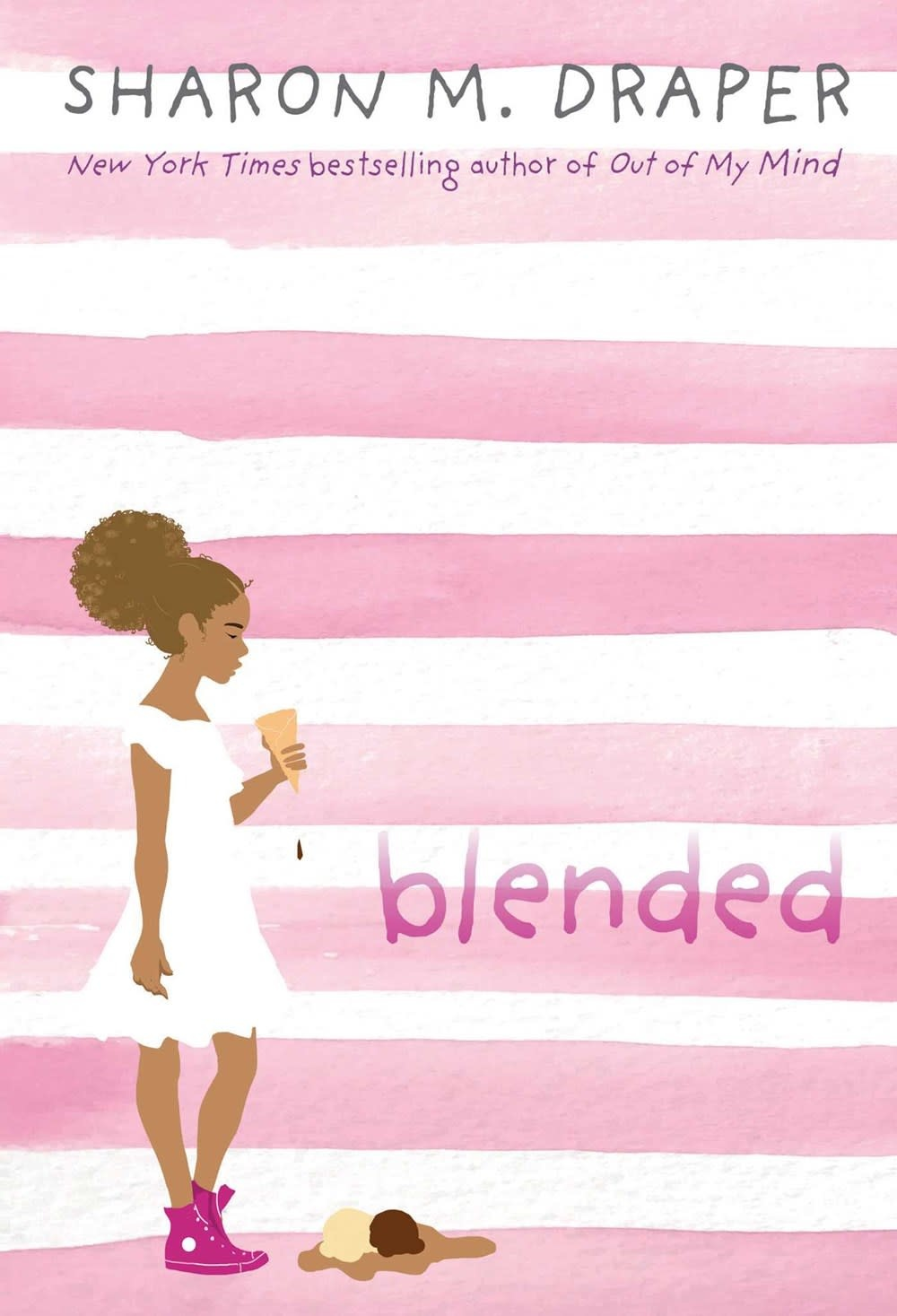 Atheneum/Caitlyn Dlouhy Books Blended