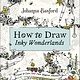 Penguin Books How to Draw Inky Wonderlands