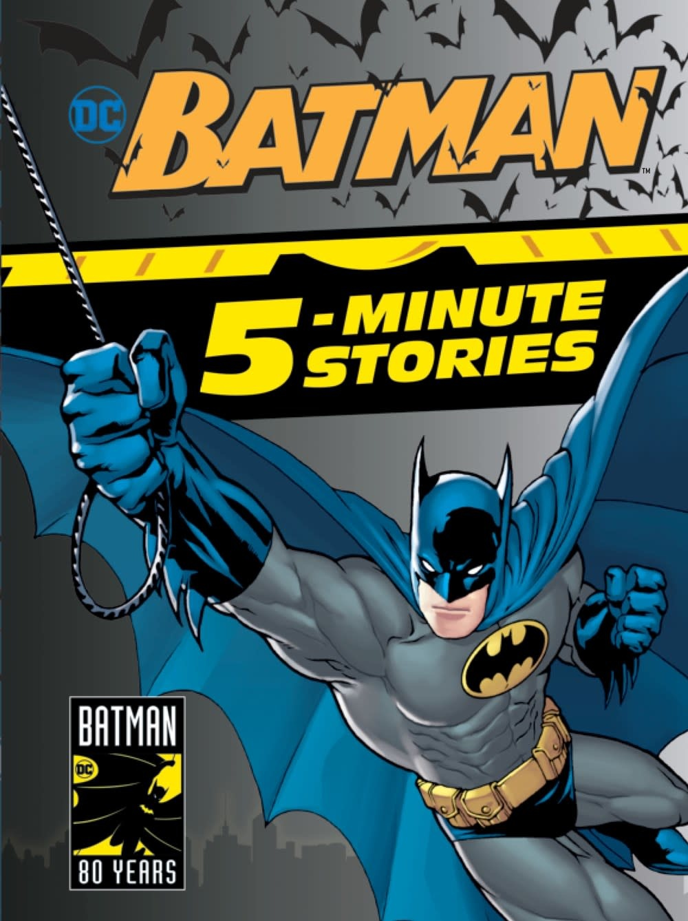 Random House Books for Young Readers DC Batman 5-Minute Stories
