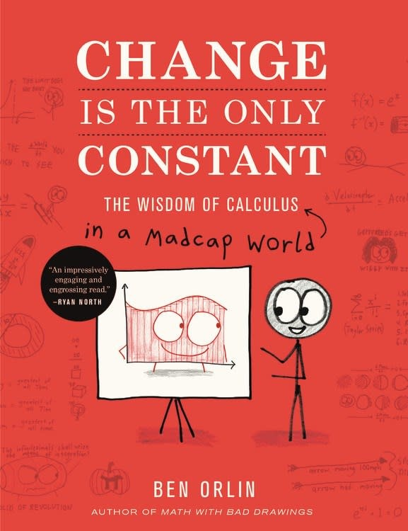 Black Dog & Leventhal Change Is the Only Constant: The Wisdom of Calculus...