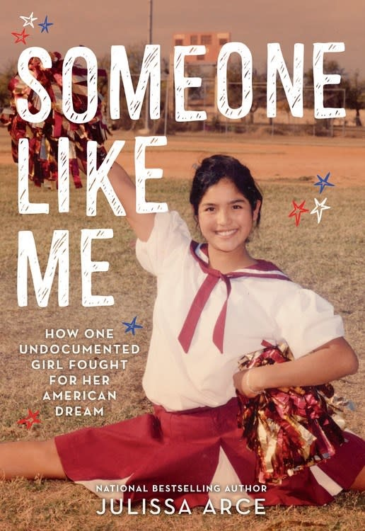 Little, Brown Books for Young Readers Someone Like Me: ...Fought for Her American Dream