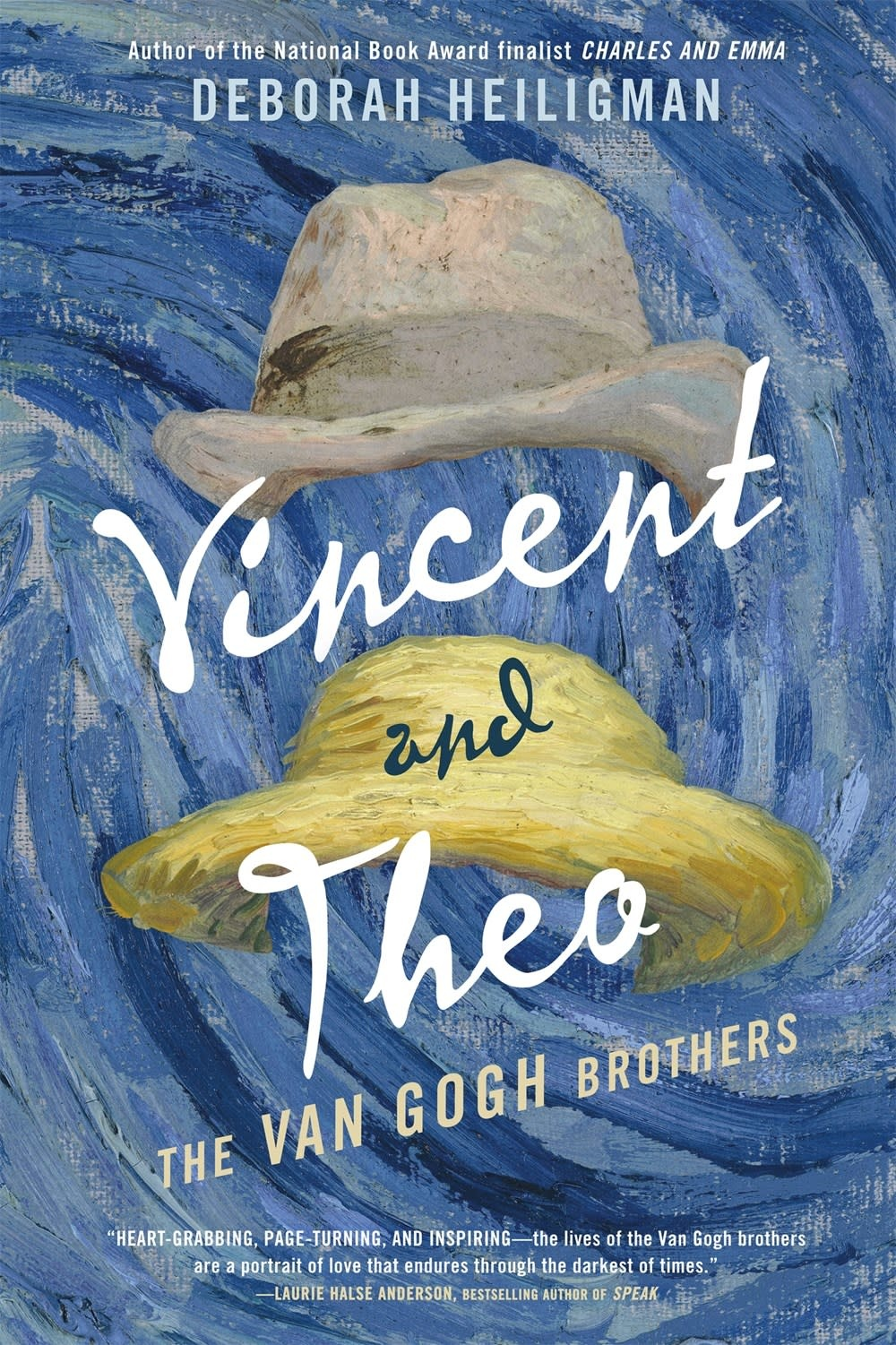 Square Fish Vincent and Theo: The Van Gogh Brothers