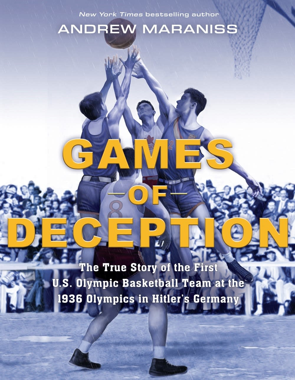 Philomel Books Games of Deception: ...1936 Olympics in Hitler's Germany