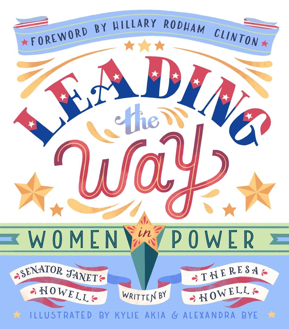Candlewick Leading the Way: Women In Power