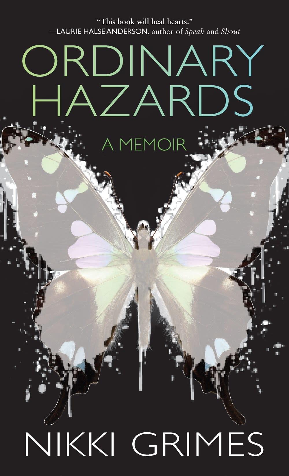 WordSong Ordinary Hazards: A Memoir