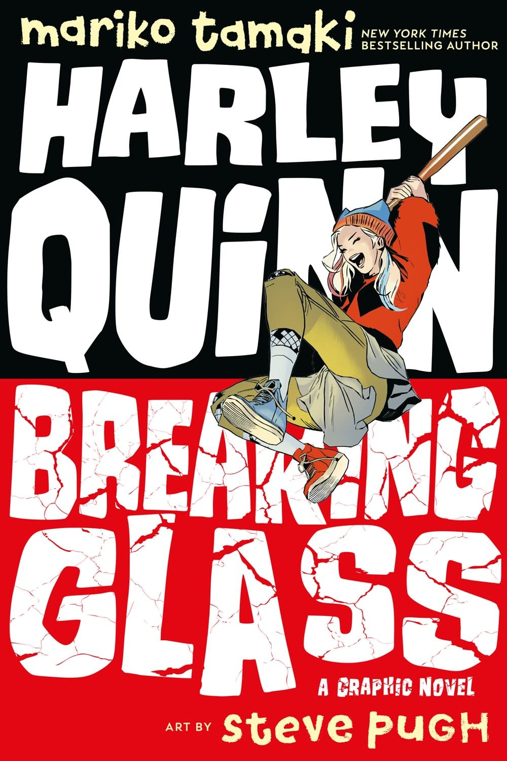 DC Ink Harley Quinn: Breaking Glass