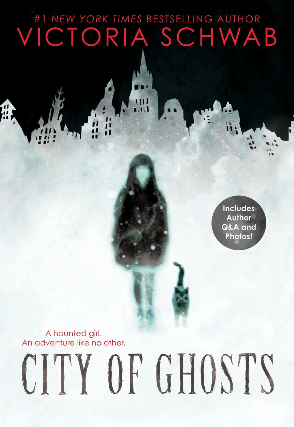 Scholastic Inc. City of Ghosts 01