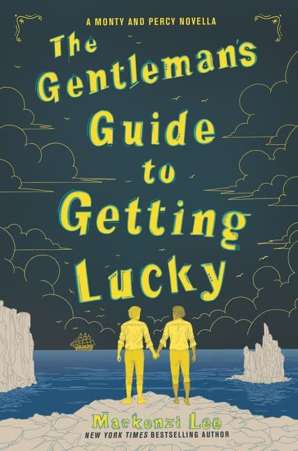 Katherine Tegen Books The Gentleman's Guide 02 To Getting Lucky