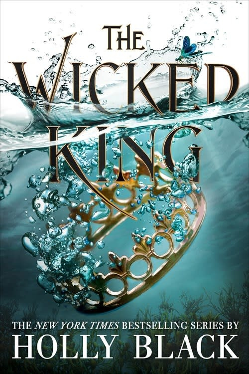 Little, Brown Books for Young Readers The Folk of the Air 02 The Wicked King