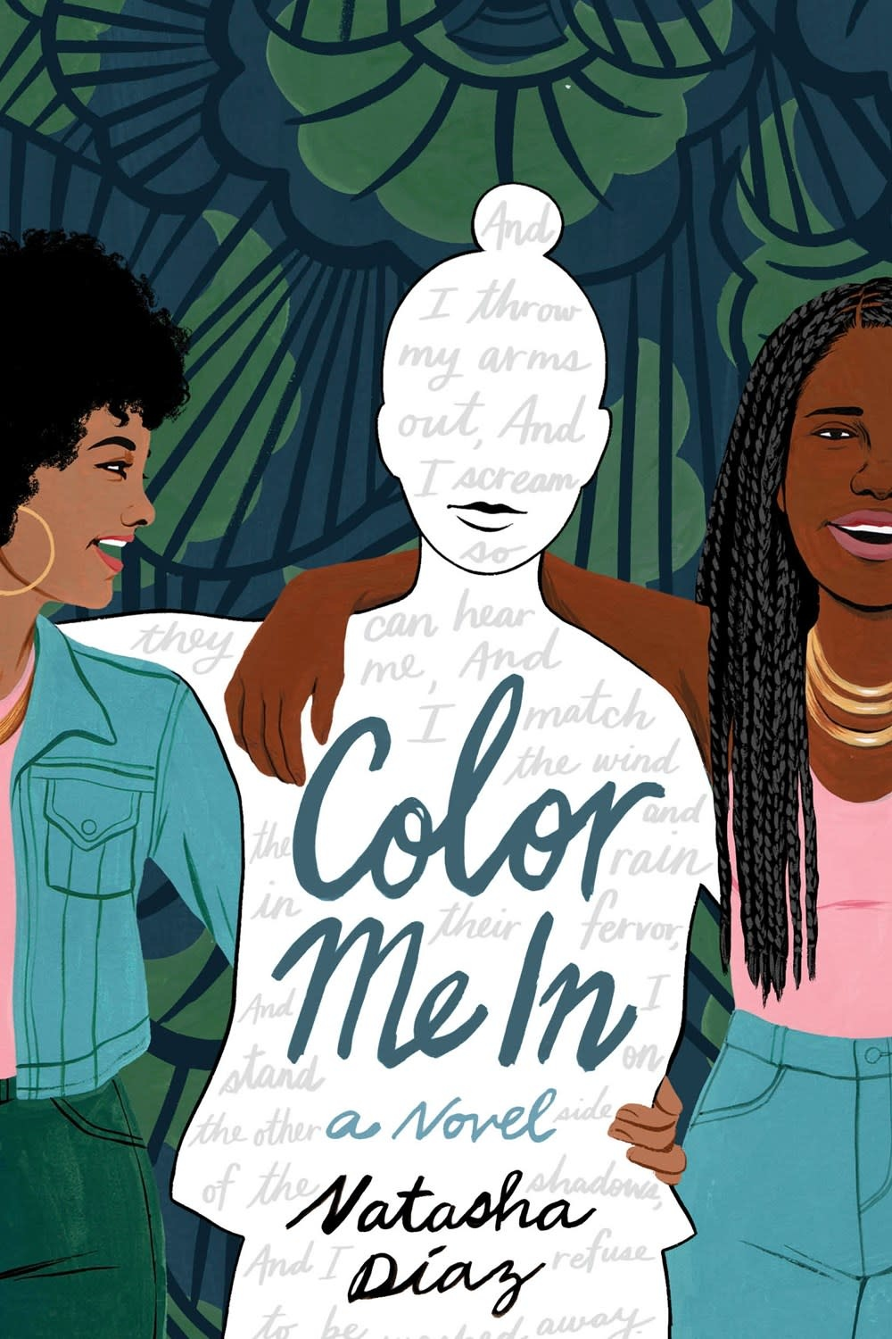 Delacorte Press Color Me In