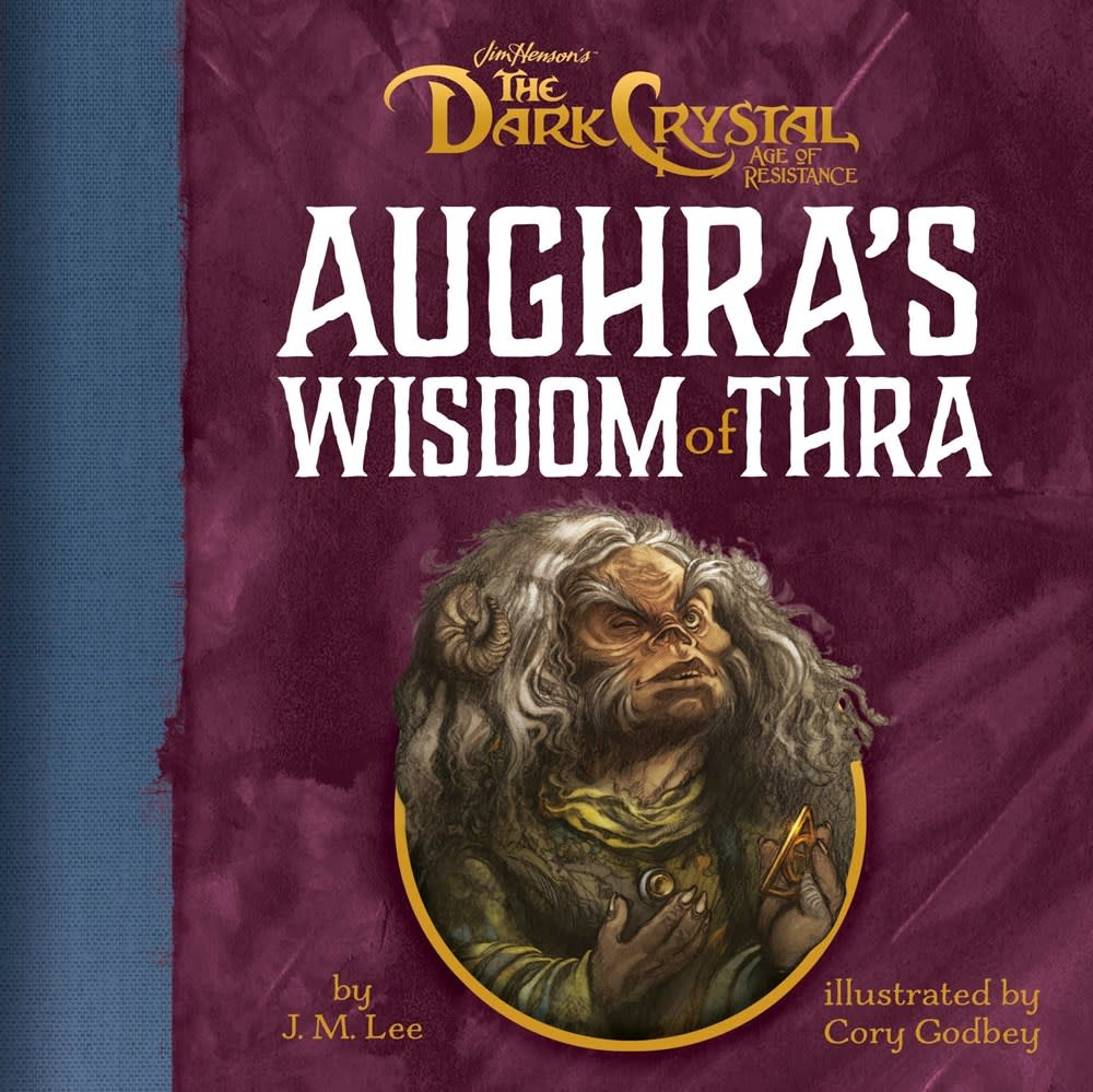 Penguin Young Readers Licenses Dark Crystal: Aughra's Wisdom of Thra