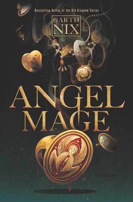Katherine Tegen Books Angel Mage
